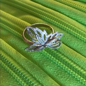 Sterling silver ring new